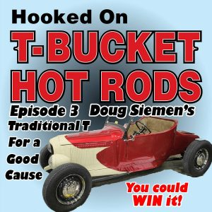 Doug Siemen T-Bucket