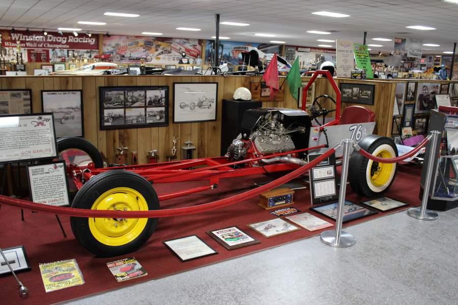 Don Garlits 1927 T roadster
