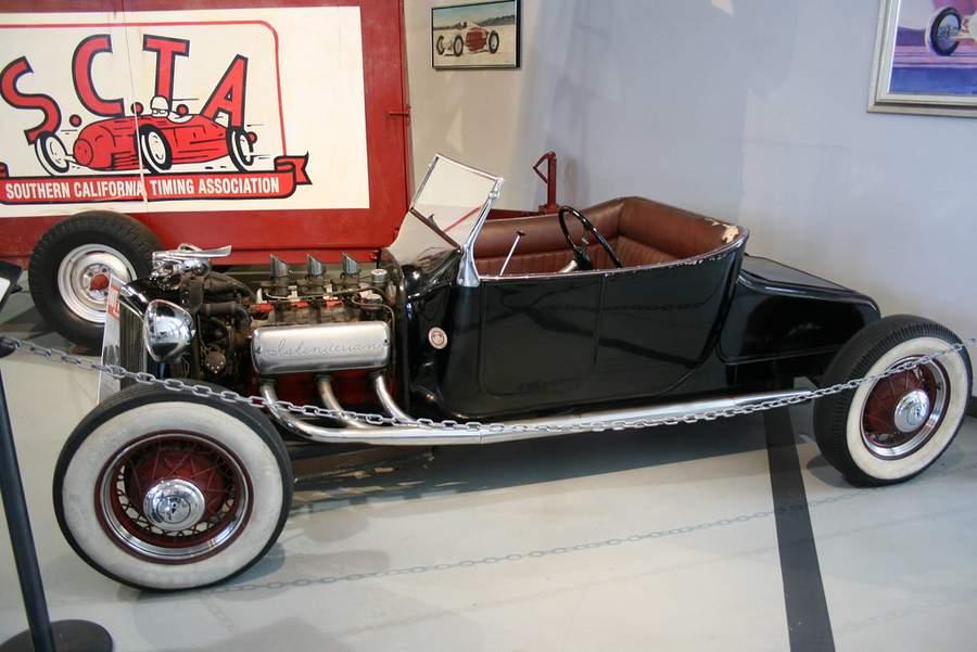 Ed Iskenderian T Roadster Isky