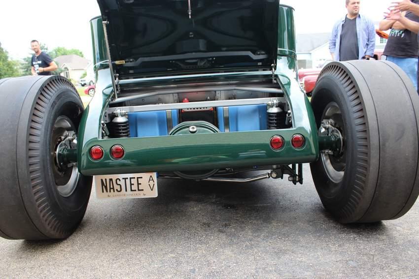 Dennis Broeske 1927 T Coupe Nastee